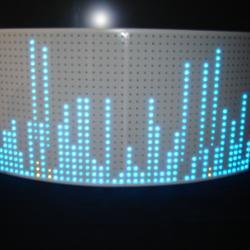 LED DJ стойка